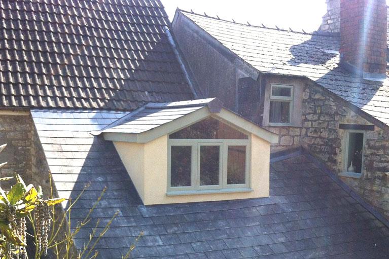 Dormer Window Stroud G B Dibden General Builders