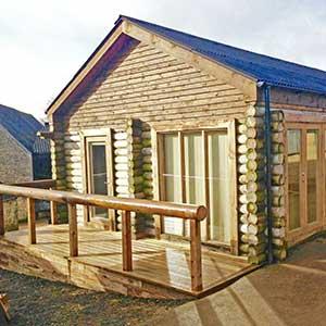 Wood Cabin Gloucestershire