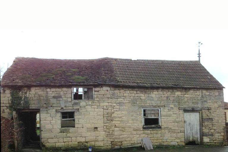 Bristol Barn Conversion Before