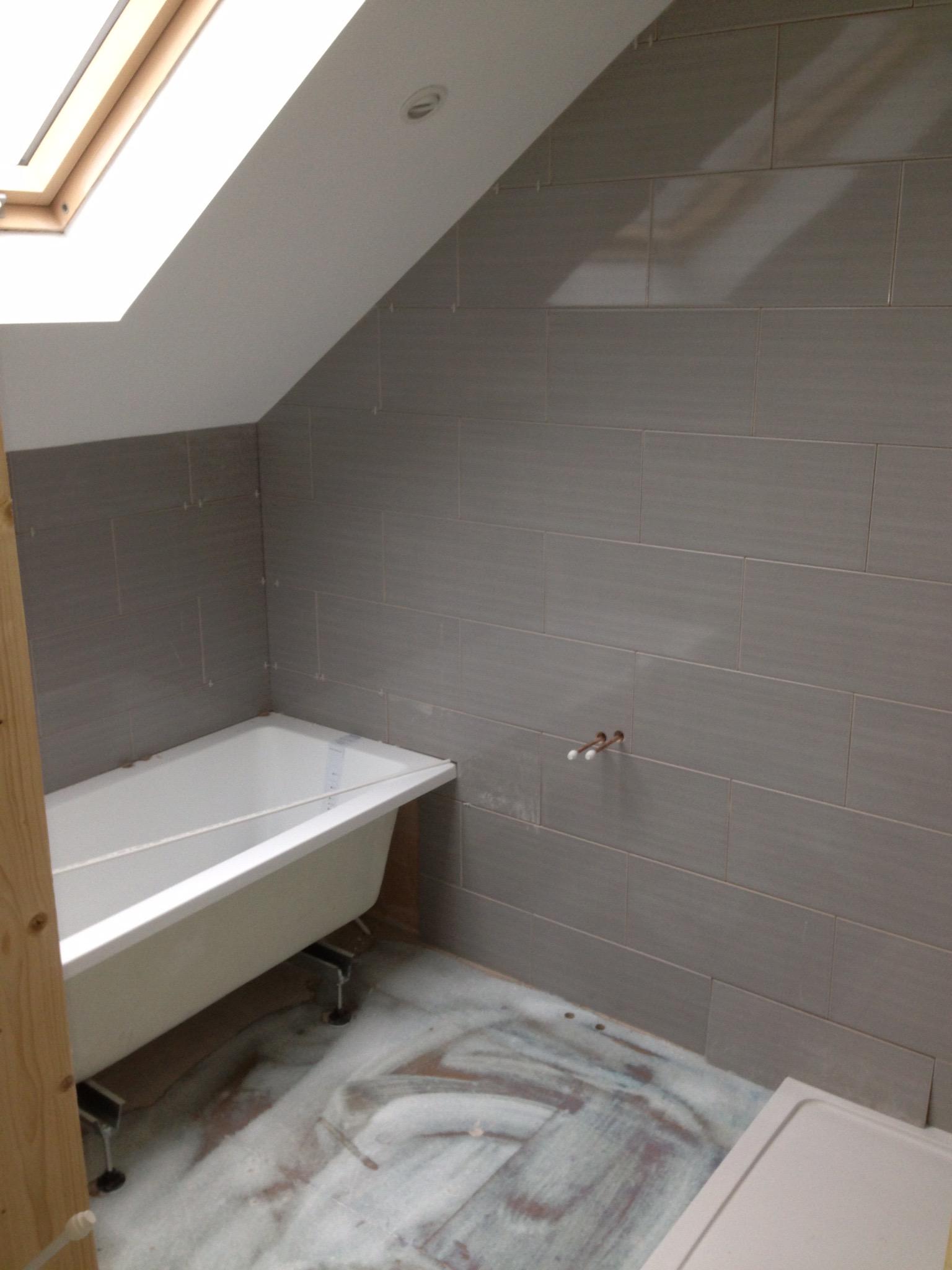 Bathroom In Portishead G B Dibden
